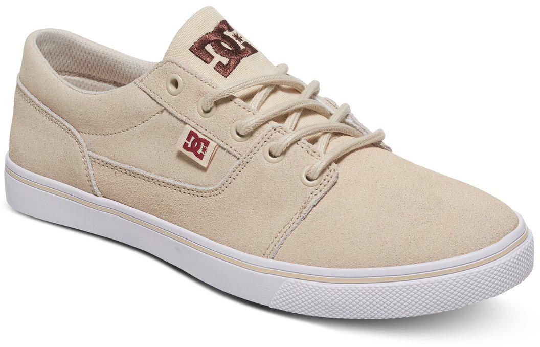 Кеды женские DC Shoes Tonik, цвет: бежевый. ADJS300075-CRE. Размер 8B (39)ADJS300075-CREКеды от DC Shoes выполнены из текстиля. Язычок оформлен фирменной нашивкой. На ноге модель фиксируется с помощью шнурков. Внутренняя поверхность выполнена из текстиля. Подошва изготовлена из высококачественной резины и дополнена протектором, который гарантирует отличное сцепление с любой поверхностью.