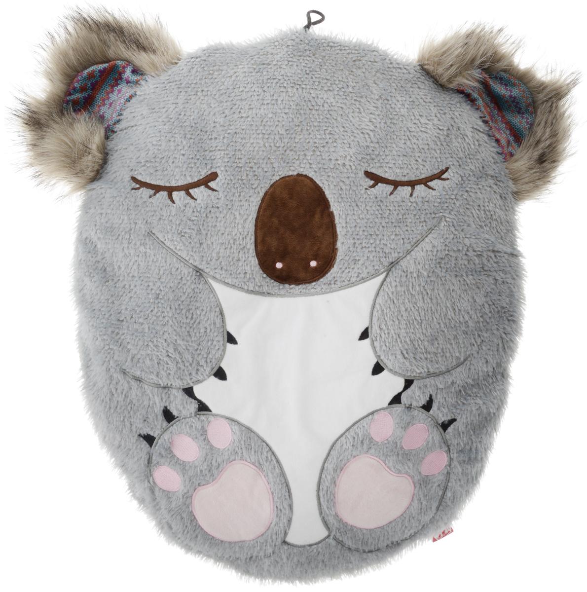 Лежак для собак GiGwi Коала, 53 х 45 х 6 см лежак дарэлл хантер лось 1 с подушкой 45 33 14см