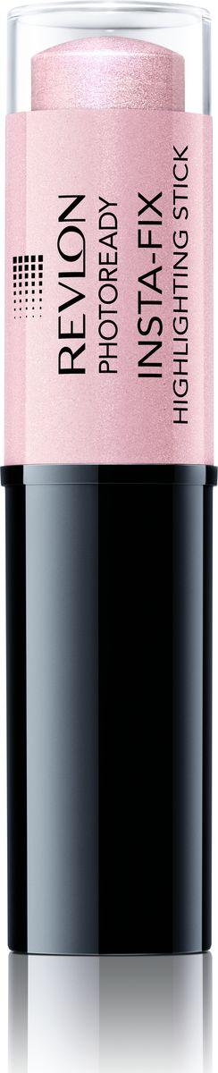 Revlon Хайлайтер-стик Photoready Insta Fix Starlit (pink light) 2007218777001Кремовый хайлайтер в формате стика. Это очень удобно, современно, а главное своевременно. С его помощью можно аккуратнои быстро создать здоровое, красивое сияние кожи. В состав формулы стика-хайлайтера входит инновационная технология фильтрации света, благодаря чему карандаш создает перламутровое мерцание, подчеркивающее сияние кожи. Наносите ли вы лишь немного хайлайтера на спинку носа, или создаете более выразительный стробирующий эффект, простой в применении карандаш делает процесс нанесения хайлайтера оченьпростым.