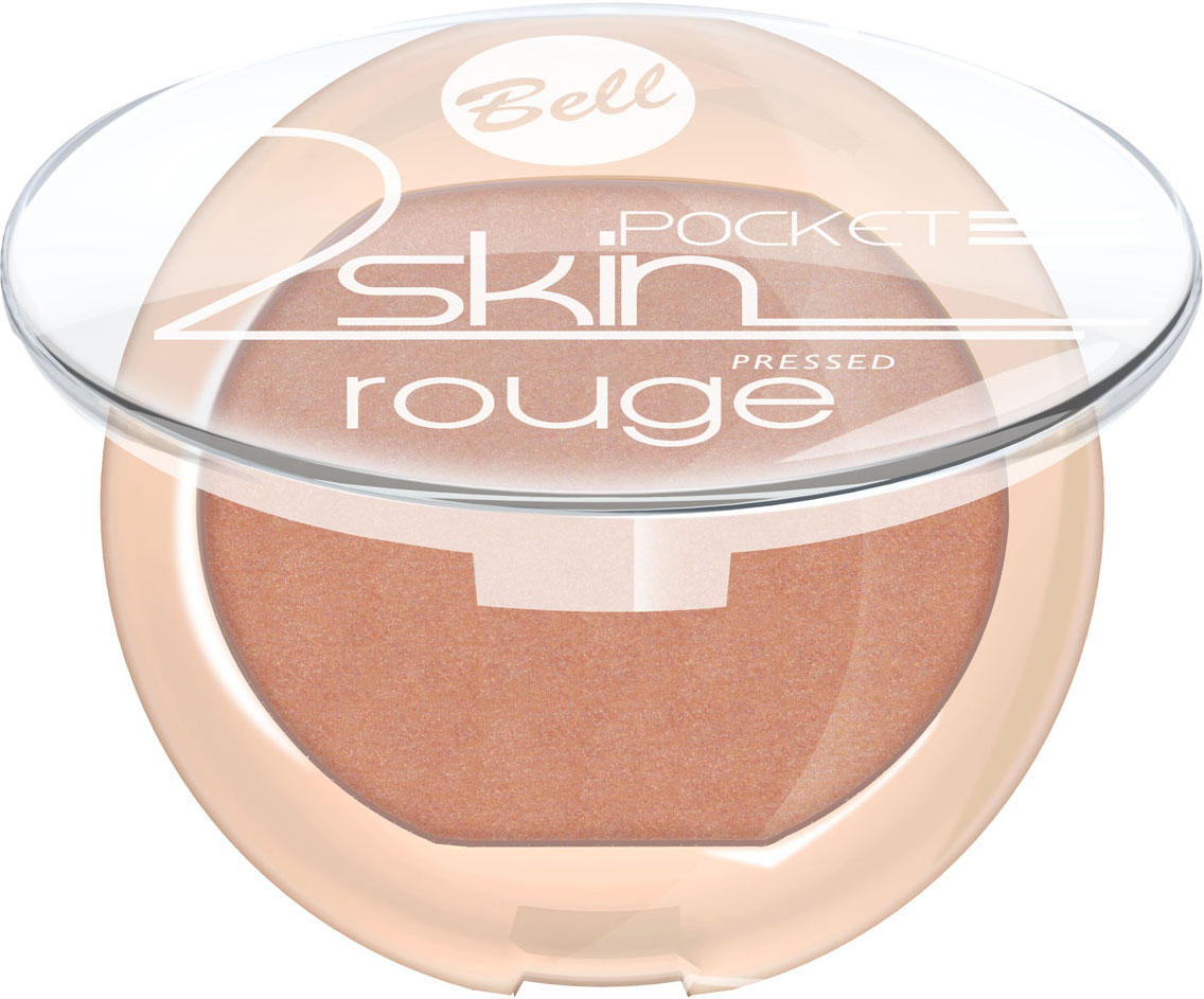 Bell Румяна Компактные 2 Skin Rouge Тон 54Broz2s054Бархатная текстура румян создает эффект тонкой вуали на кожи. Легко и равномерно наносится, придавая кожи легкое сияние. Роскошные оттенки румян выгодно подчеркнут все достоинства Вашего макияжа