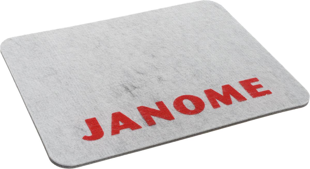 """Коврик для швейной машины """"Janome"""", 42 x 32 x 1 см"""