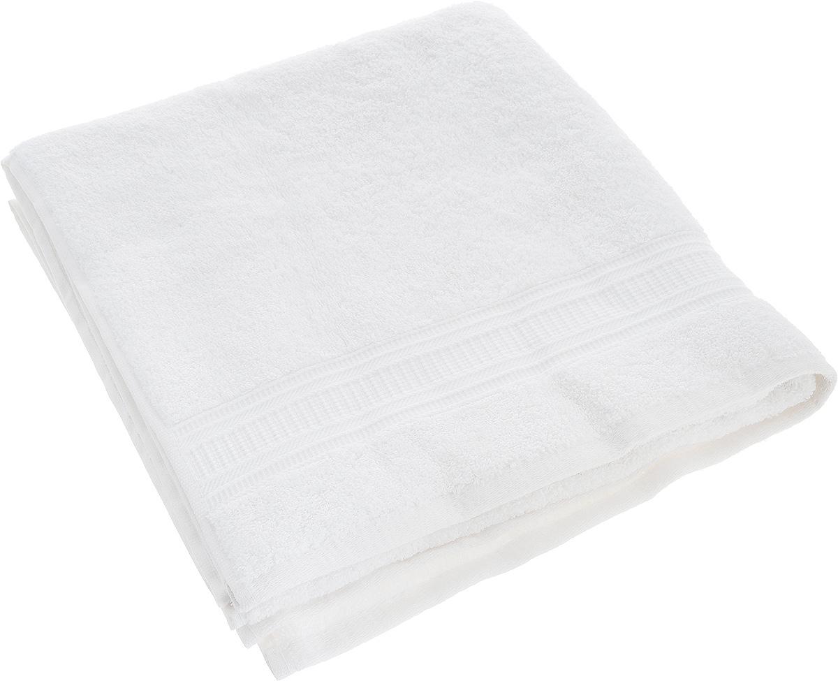 "Полотенце TAC ""Mixandsleep"", цвет: белый, 70 х 140 см"