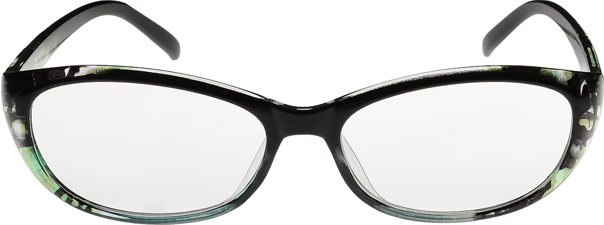 Proffi Home Очки корригирующие (для чтения) 729 Fabia Monti +1.00, цвет: зеленый - Корригирующие очки