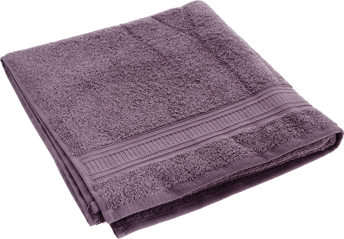 Полотенце TAC Mixandsleep, цвет: светло-сливовый, 70 х 140 см полотенца tac полотенце mixandsleep цвет мятный 70х140 см