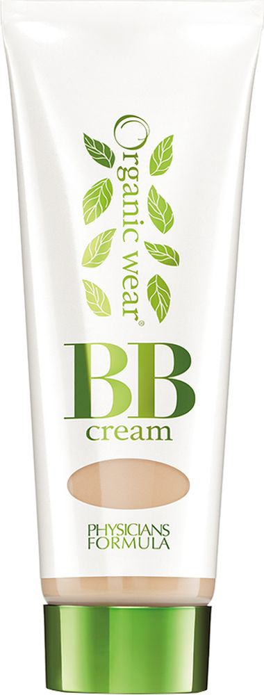 Physicians Formula ВВ Крем Органик SPF 20 Organic Wear Beauty Balm BB Cream тон светлый/средний 35 мл bb кремы physicians formula bb крем