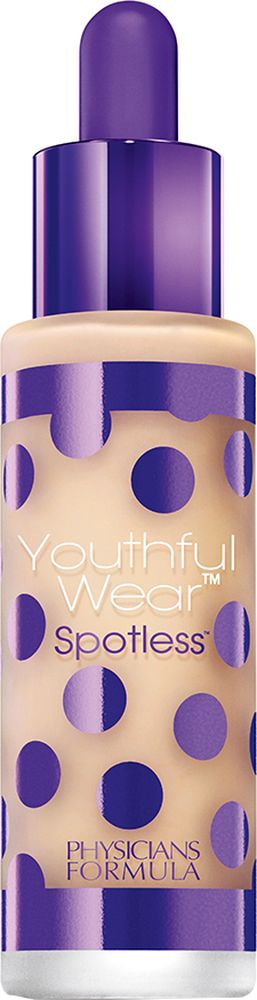 Physicians Formula Тональная основа На 10 лет моложе SPF 15 Youthful Wear Spotless Foundation тон средний беж 28.35 г physicians formula ð°ñ€ð³ð°ð½ð¾ð²ð¾ðµ ð¼ð°ñð ð¾ argan wear ultra nourishing argan oil 30 ð¼ð