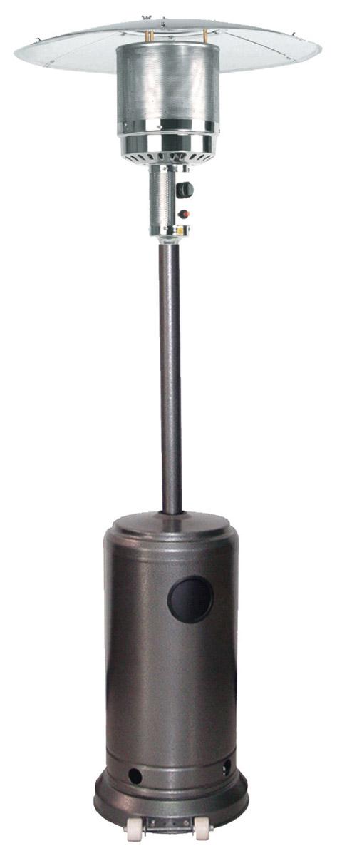 Neoclima 09HW-A уличный обогреватель00000022207Уличный газовый обогреватель Neoclima 09HW-A выполнен из анодированного металла. Предназначен для использования в открытых помещениях. Оснащен пьезорозжигом и автоматическим отключением газа при отсутствии пламени. Рассчитан на стандартный 27-литровый баллон. Редуктор давления и шланг в комплектеРазборный рефлектор (диаметр 813 мм)Топливо: пропан/бутанПотребление топлива: 0,4-0,87 кг/ч