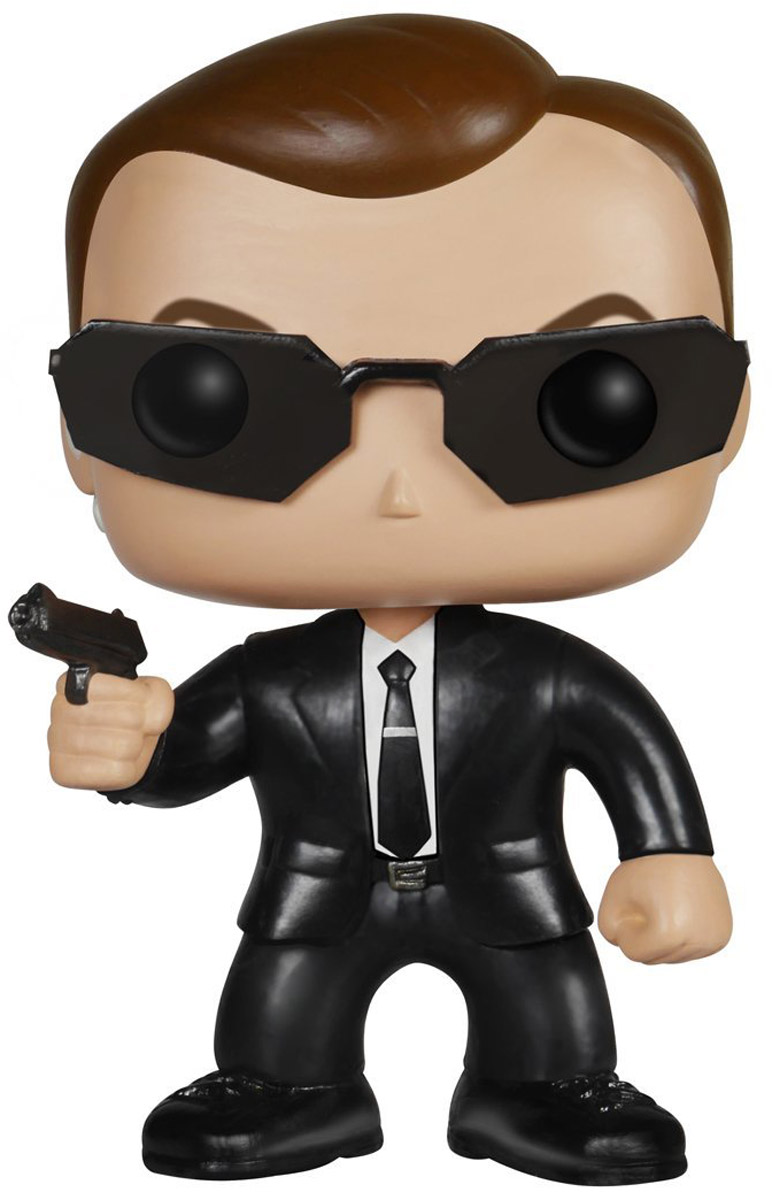 Funko POP! Vinyl Фигурка The Matrix: Agent Smith  funko pop vinyl фигурка alice through the looking glass young chessur
