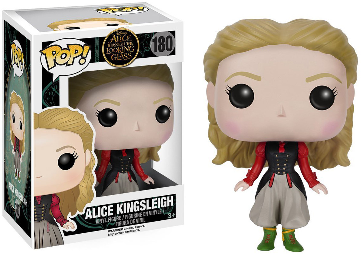 Funko POP! VinylФигурка Alice Through The Looking Glass:  Alice Kingsleigh Funko