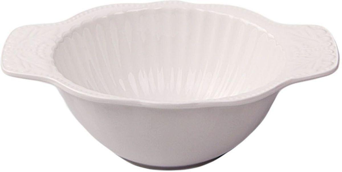 Салатник Patricia, цвет: белый, диаметр 15 см. IM99-5293IM99-5293Великолепный круглый салатник Patricia, изготовленный из фарфора, прекрасно подойдет для подачи различных блюд, закусок, салатов или фруктов.Такой салатник украсит ваш праздничный или обеденный стол, а оригинальное исполнение понравится любой хозяйке.Не рекомендуется мыть в посудомоечной машине и использовать в микроволновой печи.Объем салатника: 700 мл.Диаметр салатника: 15 см.Высота салатника: 7,5 см.
