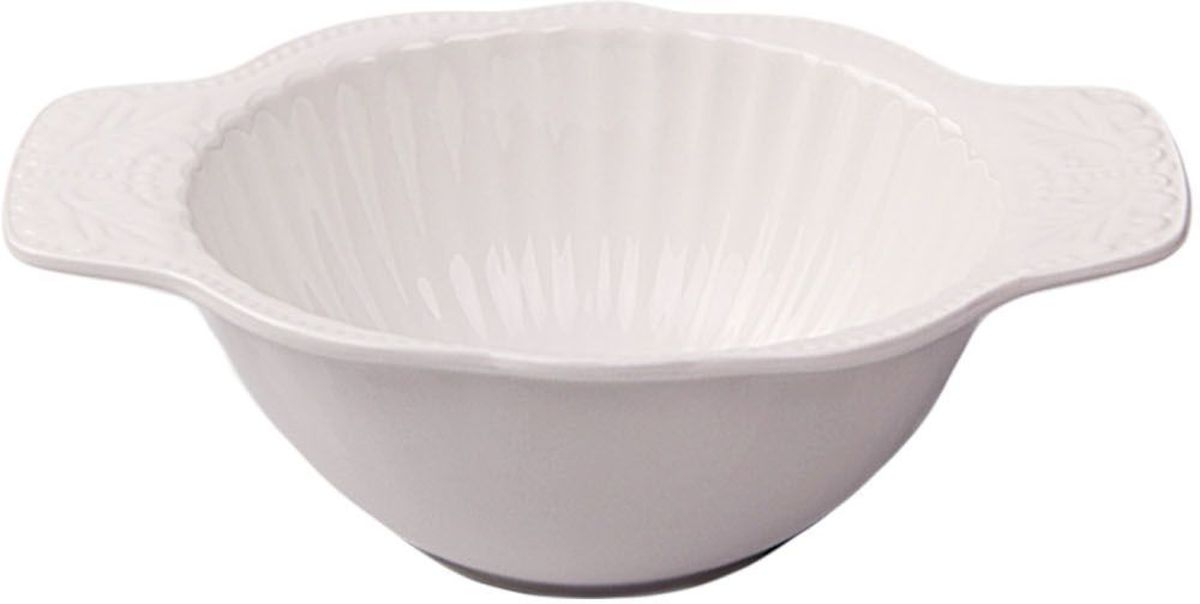 Салатник Patricia, цвет: белый, диаметр 15 см. IM99-5293 patricia часы 19 15 32 см