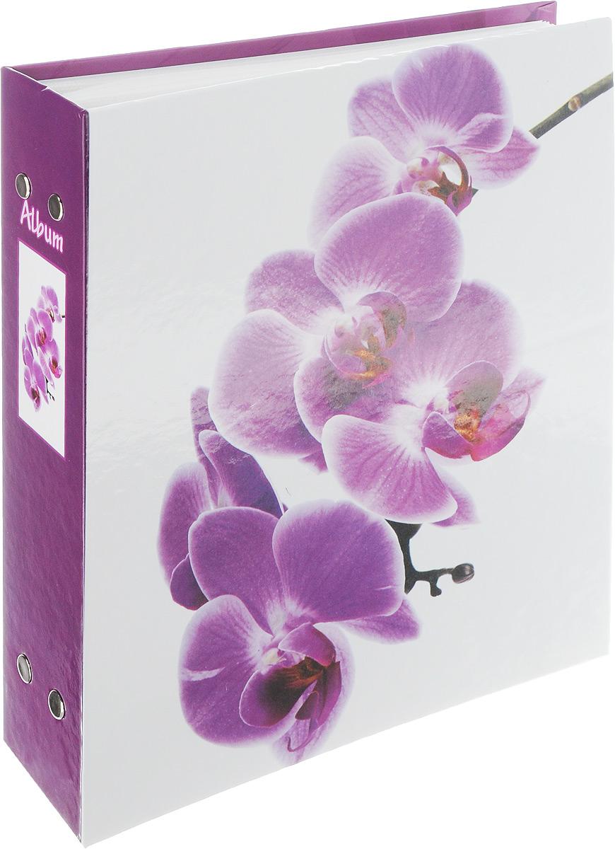 Фотоальбом Pioneer Lancome, 100 фотографий, цвет: сиреневый, 10 x 15 см46359 PP-46100Фотоальбом Pioneer Lancome поможет красиво оформить ваши самые интересныефотографии. Обложка из толстого ламинированного картона оформлена принтом с орхидеей. Фотоальбом рассчитан на 100 фотографий форматом 10 x 15 см. Внутри содержится блок из 50 листов с окошками из полипропилена. Такой необычный фотоальбом позволит легко заполнить страницы вашей истории, и с годами ничего не забудется.Тип обложки: Ламинированный картон.Тип листов: полипропиленовые.Тип переплета: высокочастотная сварка.Кол-во фотографий: 100.Материалы, использованные в изготовлении альбома, обеспечивают высокое качество хранения ваших фотографий, поэтому фотографии не желтеют со временем.
