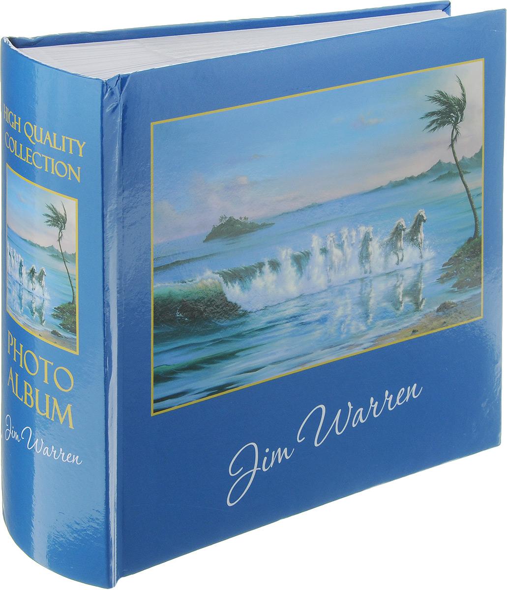 """Фотоальбом Pioneer """"Mystique world"""", 300 фотографий, цвет: синий, 10 x 15 см"""