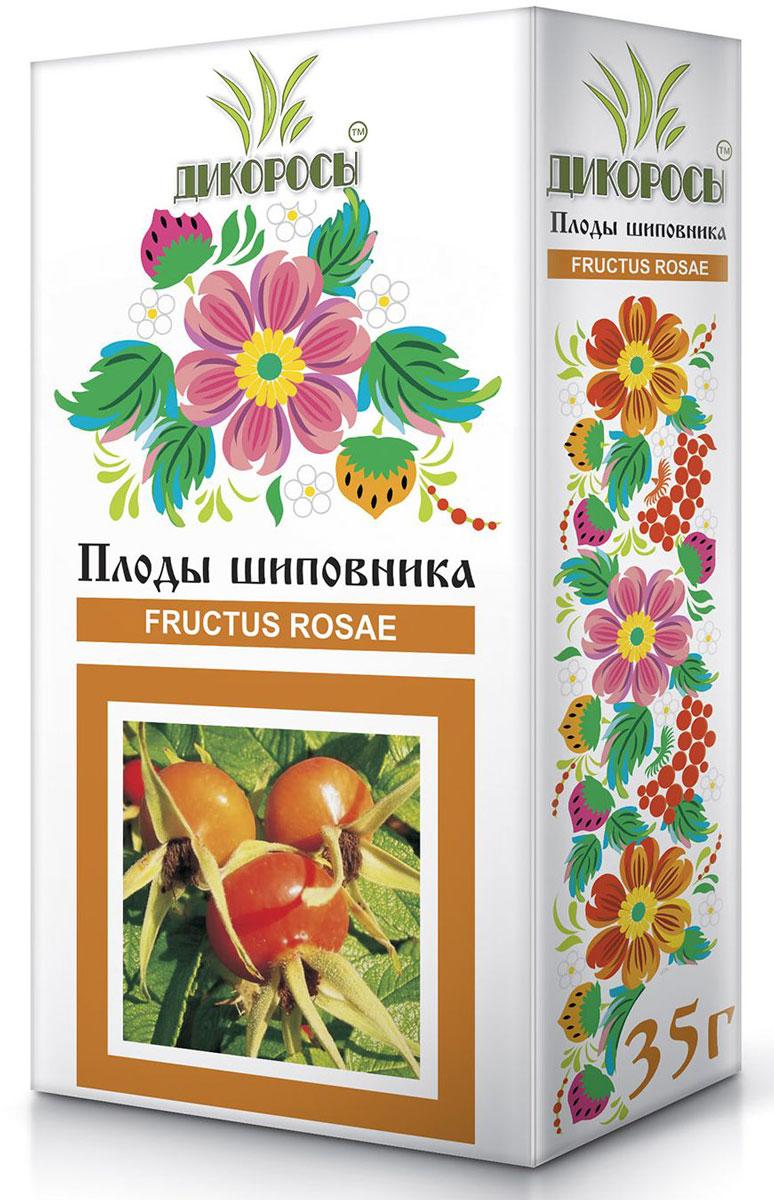 Дикоросы шиповника плоды, 35 г