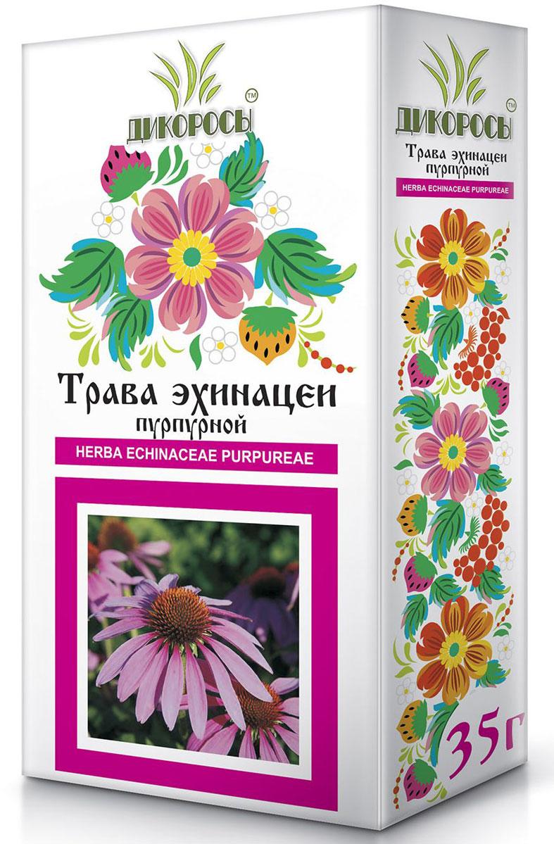 Дикоросы эхинацеи пурпурной трава, 35 г