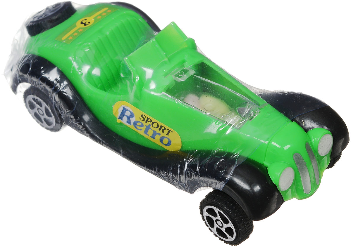 Конфитрейд Ретро-автомобиль фруктовое драже с игрушкой, 5 г конфитрейд ретро автомобиль фруктовое драже с игрушкой 5 г