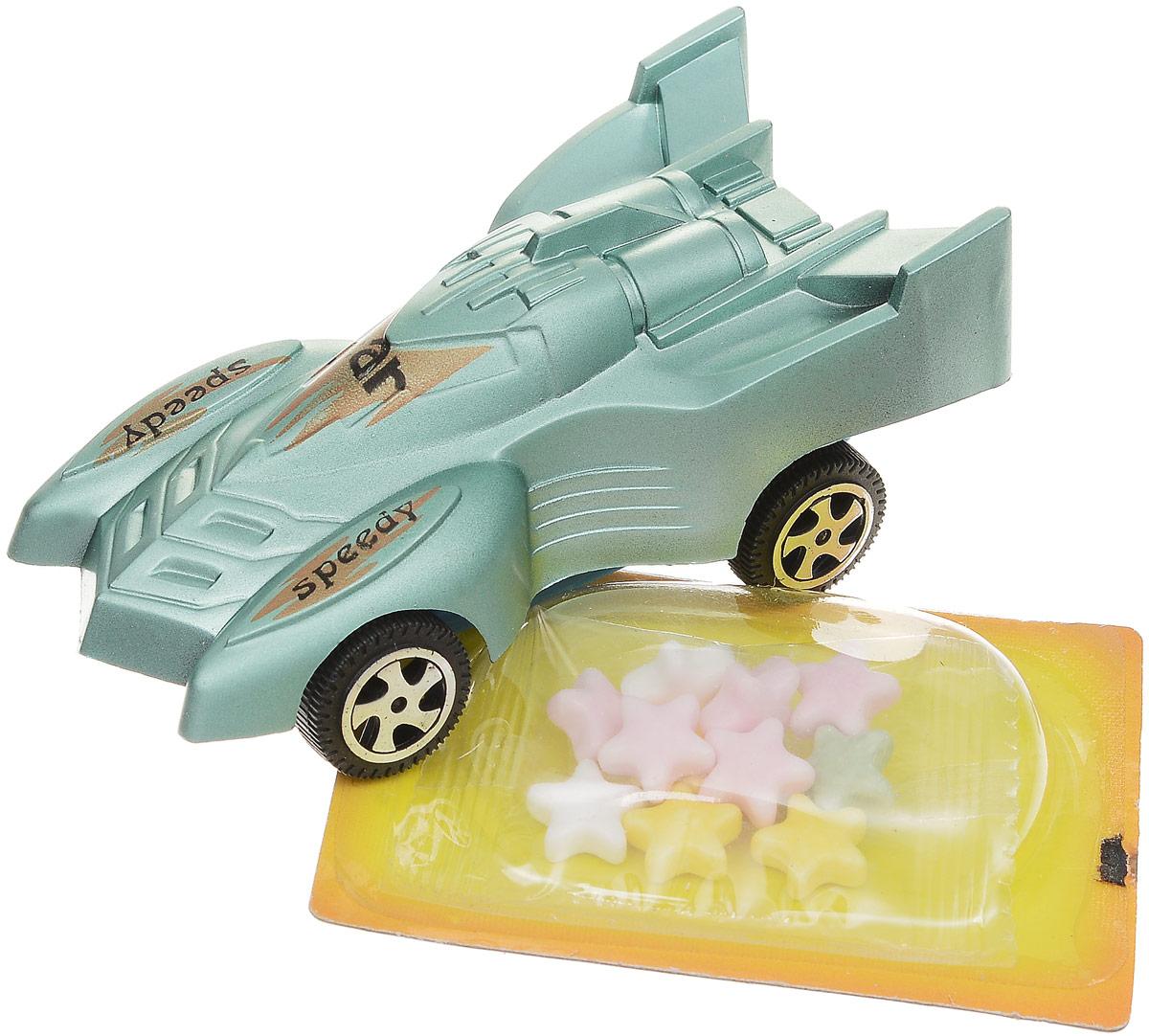 Конфитрейд Космические гонки фруктовое драже с игрушкой, 5 г конфитрейд ретро автомобиль фруктовое драже с игрушкой 5 г