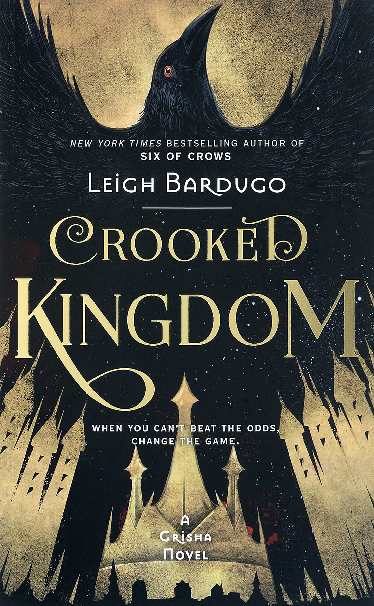 Crooked Kingdom crooked kingdom