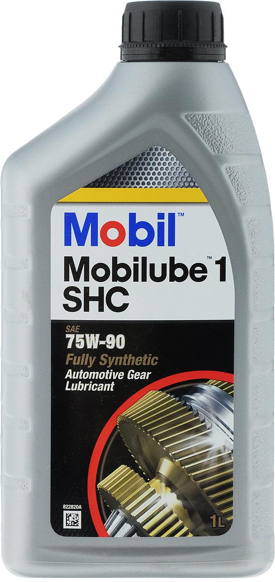 Масло трансмиссионное Mobil Mobilube 1 SHC, класс вязкости 75W-90, 1 л152659Mobil Mobilube 1 SHC GSP – это полностью синтетическое автомобильное трансмиссионное масло с высокими рабочими характеристиками, созданное с использованием усовершенствованных базовых масел и новейшей композиции присадок. Это масло создано для тяжелонагруженных механических коробок передач и задних осей, эксплуатация которых требует применения трансмиссионных масел с отличной несущей способностью в широком температурном диапазоне и там, где ожидается воздействие сверхвысоких давлений и ударных нагрузок. Mobil Mobilube 1 SHC GSP имеет отличную термическую и антиокислительную стабильность, присущий высокий индекс вязкости, исключительно низкую температуру застывания и исключительную низкотемпературную текучесть. Передовая композиция масла Mobil Mobilube 1 SHC GSP обеспечивает его выдающиеся вязкостно-температурные свойства, необходимые в широком температурном диапазоне применения, оптимальную защиту от термической деструкции и окисления, защиту от износа и коррозии, устойчивость к деструкции сдвига, способность работать при увеличенных интервалах технического обслуживания и возможность повышения экономии топлива. Масло Mobil Mobilube 1 SHC GSP объединяет в себе новейшие разработки в области синтетических базовых масел и усовершенствованных присадок, что обеспечивает значительные преимущества перед обычными трансмиссионными маслами. Данная композиция также обеспечивает эффективное смазывание при температуре ниже нуля без потери текучести. Mobil Mobilube 1 SHC GSP превосходит требования спецификаций API MT-1/GL-4/GL-5 или соответствует им.Товар сертифицирован.