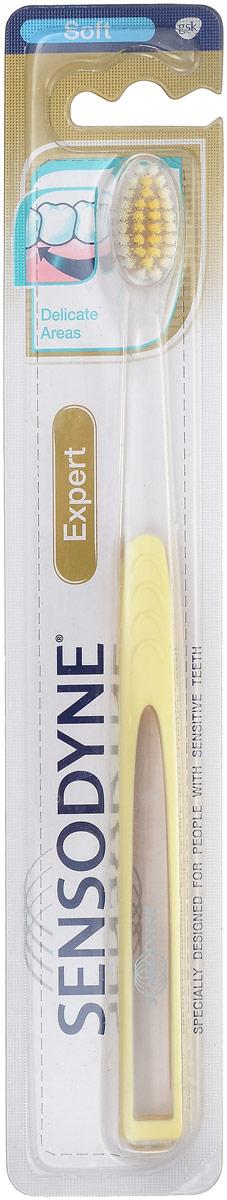 Sensodyne Зубная щетка для Чувствительных зубов, цвет: желтыйP33RF0-E3002_желтый