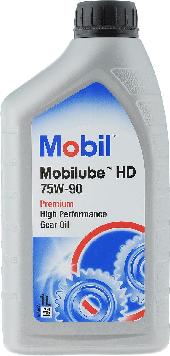 Масло трансмиссионное Mobil Mobilube HD, класс вязкости 75W-90, 1 л146424Масло Mobil Mobilube HD - трансмиссионное масло, соответствующее требованиям стандарта API GL-5. Особенности:Продлевает срок службы шестерен и подшипников благодаря минимальному образованию отложений.Защищает от износа при низких скоростях/высоких крутящих моментах, и от задиров, вызванных высокими скоростями .Обеспечивает отличную защиту от ржавления и коррозии.Обеспечивает эффективное смазывание при низких температурах.Соответствует или превосходит требования:API GL-5.Применение:- Оси и главные передачи, рассчитанные на тяжелые режимы эксплуатации, где требуется применение смазочного материала по спецификации API GL-5.- Легковые автомобили, дорожные легкие и тяжелые грузовые автомобили, автомобили для коммерческих перевозок.- Внедорожное оборудование в строительстве, горной промышленности и сельском хозяйстве.- Другие промышленные и автомобильные области применения, в которых используются гипоидные передачи, когда преобладают следующие условия: высокие скорости/ударные нагрузки, высокие скорости/низкие нагрузки и/или низкие скорости/высокие крутящие моменты.Товар сертифицирован.