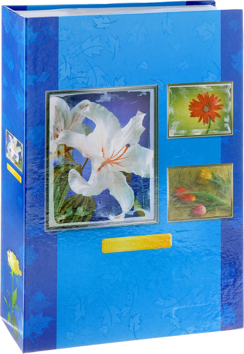 """Фотоальбом Pioneer """"Natural Beauty"""" поможет красиво оформить ваши самые интересные фотографии. Обложка из толстого ламинированного картона оформлена принтом. Фотоальбом рассчитан на 300 фотографий форматом 10 x 15 см. Внутри содержится блок из 50 листов, на каждом из которых имеются поля для заполнения и три кармашка для фотографий. Такой необычный фотоальбом позволит легко заполнить страницы вашей истории, и с годами ничего не забудется. Тип обложки: ламинированный картон. Тип листов: бумажные. Тип переплета: клеевой. Кол-во фотографий: 300. Материалы, использованные в изготовлении альбома, обеспечивают высокое качество хранения ваших фотографий, поэтому фотографии не желтеют со временем."""