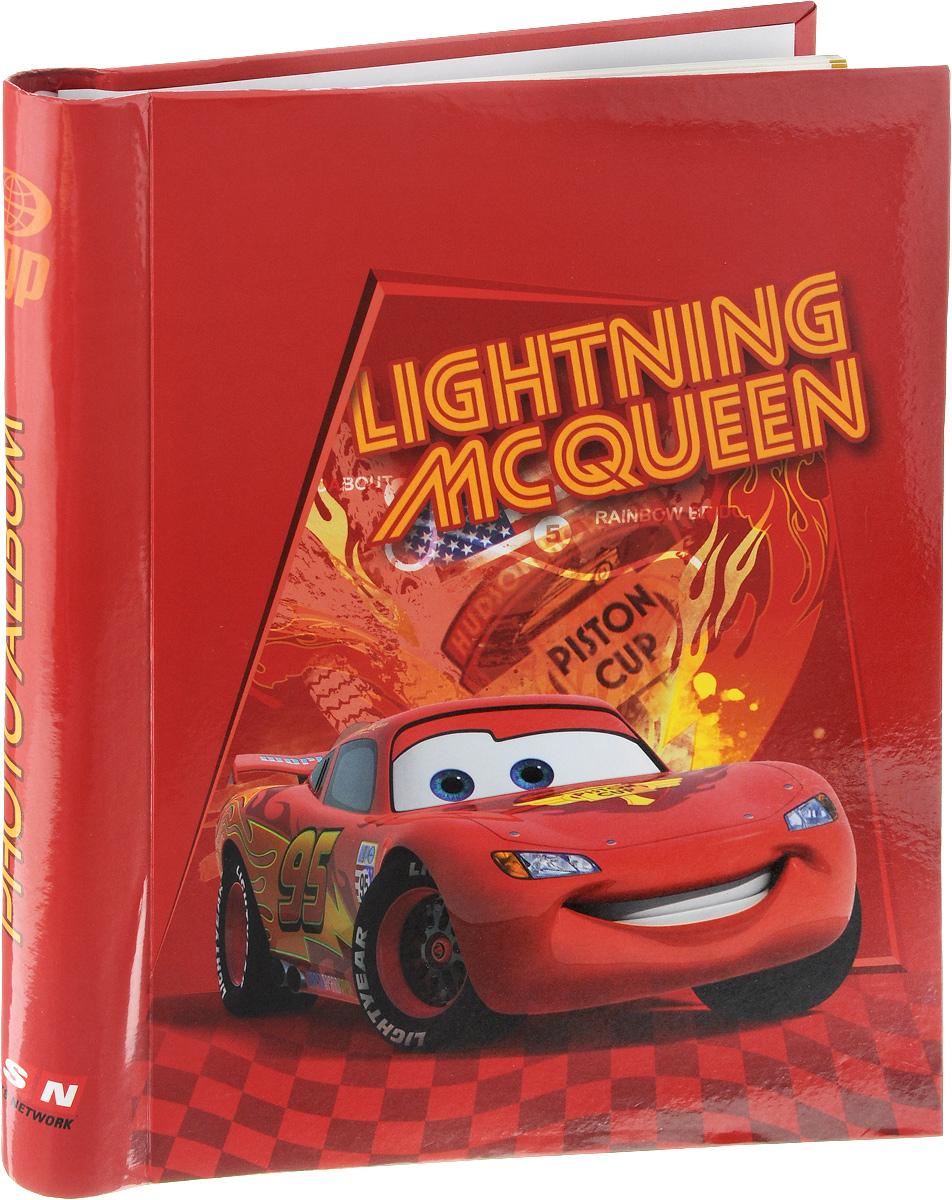 Фотоальбом Pioneer Cars 2, 20 магнитных листов, цвет: красный, 23 х 28 см фотоальбом platinum классика 240 фотографий 10 x 15 см
