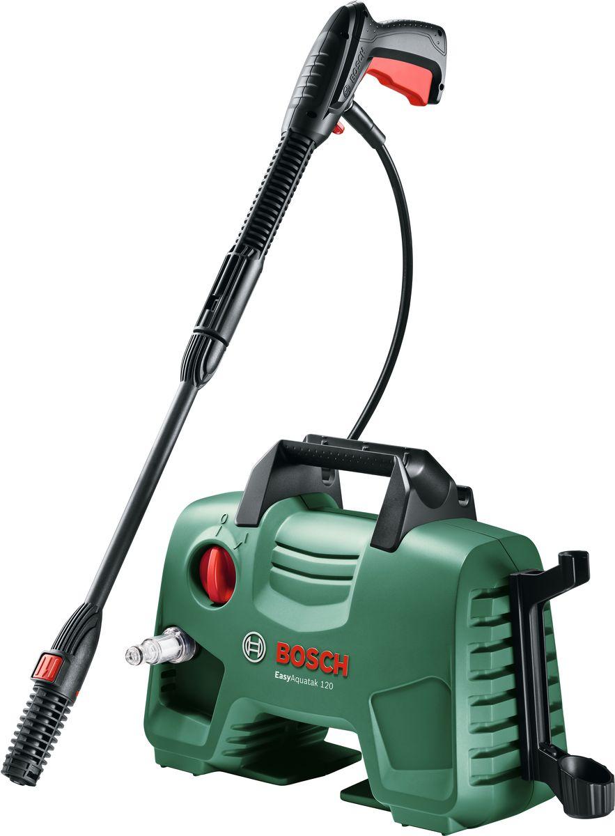 Минимойка Bosch EasyAquatak 120 минимойка bosch aqt37 13 130 бар 370 л ч