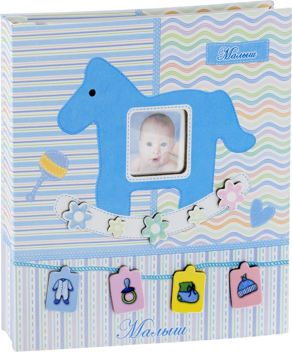 Фотокнига Pioneer Our Baby 1, 24 магнитные страницы, цвет: голубой, 26 x 28 см46407 FAФотокнига Pioneer Our Baby 1 позволит вам запечатлеть моменты жизни вашего ребенка. Изделие выполнено из картона и плотной бумаги, может быть использовано для создания памятного альбома в технике скрапбукинг. В книге находится 8 страниц-анкет для заполнения, 24 магнитные страницы и рамка для фото.Тип скрепления: спираль.Формат фотографий: 26 х 28 см.Материал страниц: бумага.Тип страниц: магнитный.