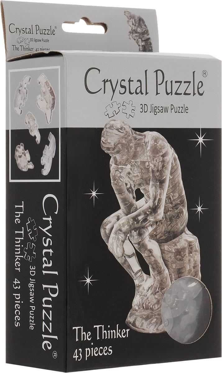 Crystal Puzzle 3D головоломка Мыслитель