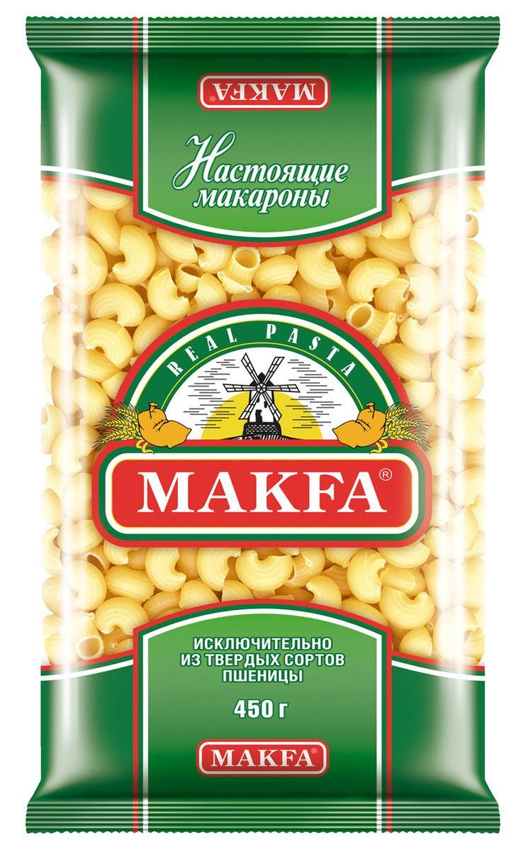 Makfa улитки, 450 г makfa лапша 450 г