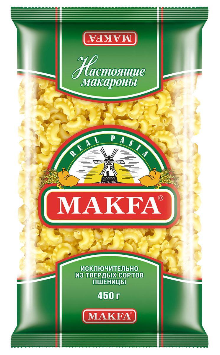 Makfa петушиные гребешки, 450 г makfa лапша 450 г