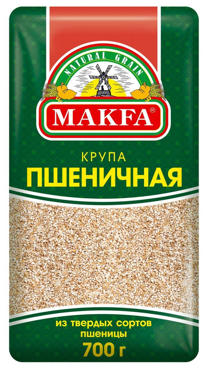 Makfa Артек пшеничная крупа, 700 г120-7Пшеничная крупа MAKFA Артек делается исключительно из твердых сортов пшеницы, что делает приготовленные из нее каши не только вкусными, но и полезными.