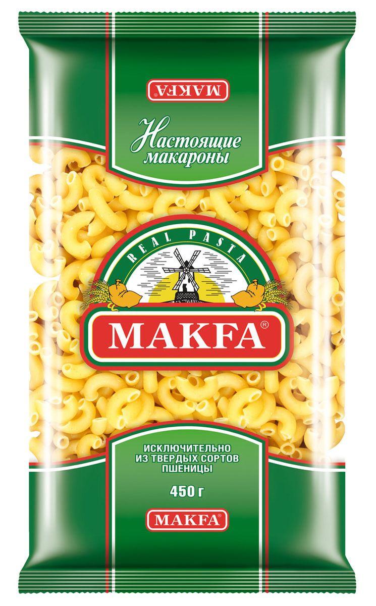 Makfa рожки гладкие, 450 г vitaland ананасы кусочки 850 мл