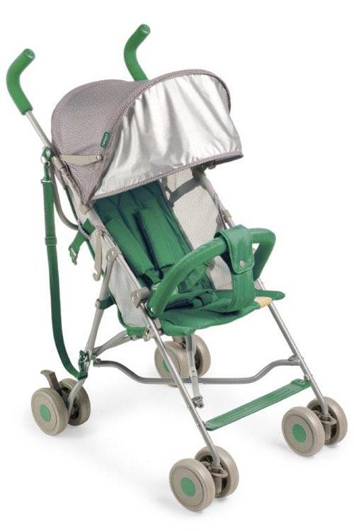 Happy Baby Коляска-трость Twiggy Green коляска прогулочная happy baby neon jetta green