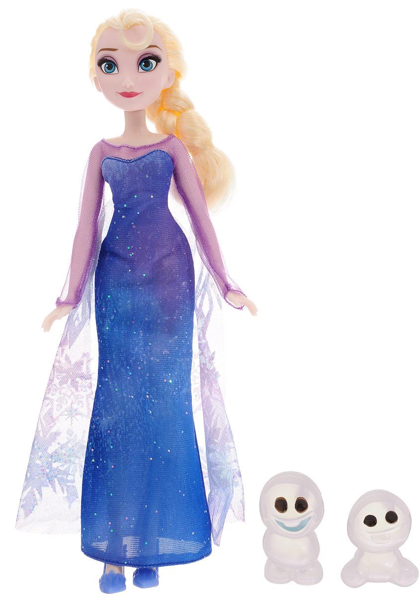 Disney Frozen Игровой набор с куклой Эльза с другом veld co игровой набор с мини куклой my lovely princess цвет одежды сиреневый розовый голубой