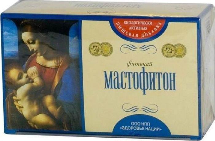 Фиточай Мастофитон фильтр-пакеты 2г №2011324Фиточай Мастофитон оказывает противовоспалительное, кровоочистительное, бактерицидное действие, вызывает подавление развития некоторых уплотнений и опухолей. Сфера применения: ФитотерапияПротивовоспалительное
