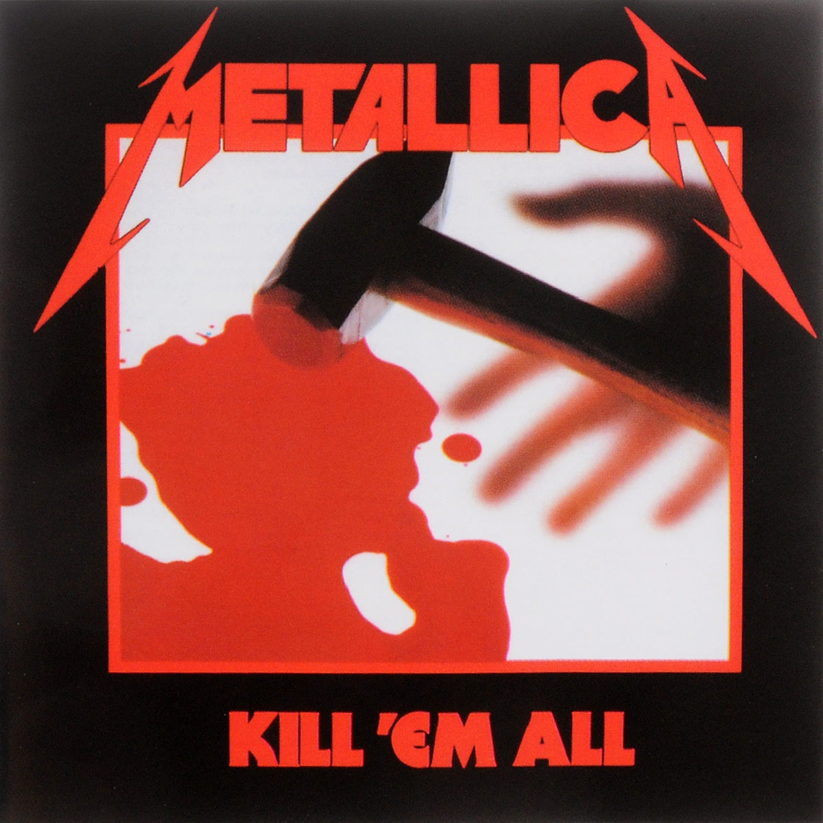 Metallica Metallica. Kill 'Em All metallica metallica monsters of rock broadcast moscow russia 1991