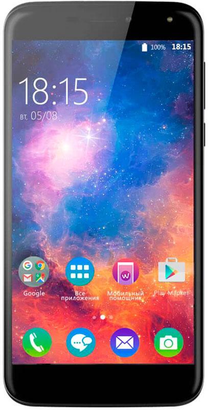 BQ 5520 Mercury LTE, Black46611167BQ представляет новый смартфон Mercury. Устройство с идеальным балансом между современными технологиями и роскошным исполнением.Батарея емкостью 3650 мАч - это долгие часы работы без подзарядки, а значит, полная свобода в передвижении и общении. За сохранность личных данных отвечает передовая технология Fingerprint или сканер отпечатков пальцев. Забудьте о кодах блокировки, теперь для доступа в смартфон понадобиться только рисунок на вашем пальце.BQ Mercury оснащен 5,5-дюймовым дисплеем с высоким разрешением. Благодаря технологии HD IPS цвета приобретают невероятную реалистичность и яркость отображения. Закаленное стекло с эффектом 2.5D дает дополнительную прочность смартфону, создавая ощущение объемности.В арсенале BQ Mercury две камеры с разрешением 8 и 13 Мпикс. Каждая из них способна сделать снимок хорошего качества вне зависимости от того, делаете вы портрет, селфи или панорамную съемку.Аппаратная начинка модели представлена четырехъядерным процессором MediaTek MT6737 с тактовой частотой 1,3 ГГц и 2 ГБ оперативной памяти, что обеспечивает бесперебойное функционирование смартфона при работе с требовательными приложениями или играми.Смартфон работает под управлением ОС Android 6.0 и поддерживает модули беспроводной связи 4G LTE, Wi-Fi 802.11 a/b/g/n, Bluetooth 4.1 и GPS.Смартфон сертифицирован EAC и имеет русифицированный интерфейс меню и Руководство пользователя.