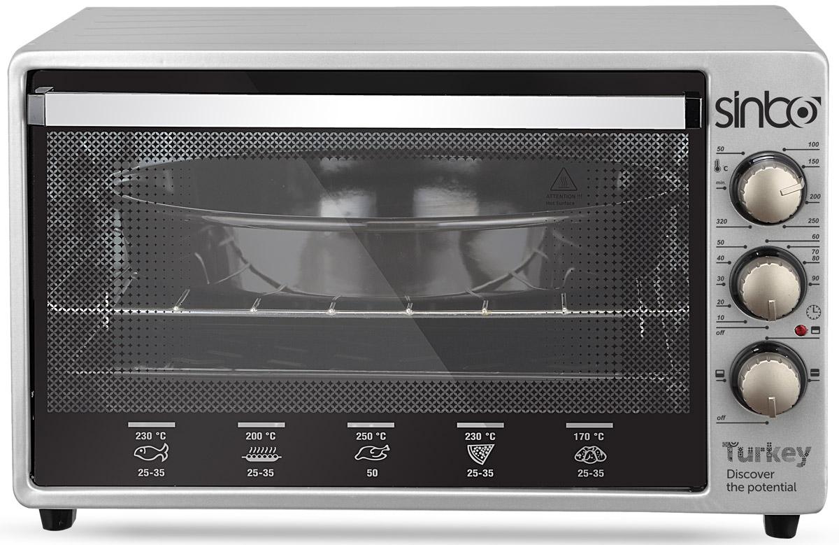 Sinbo SMO 3669 электропечь микроволновая печь sinbo smo 3658