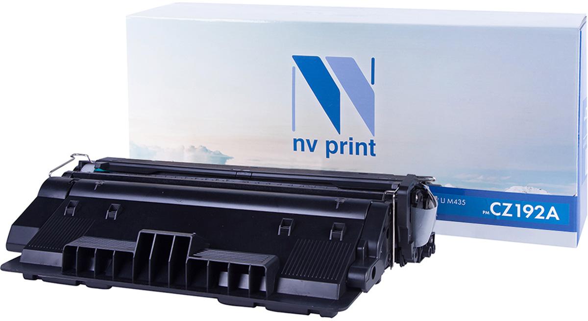 NV Print CZ192A, Black тонер-картридж для HP LaserJet M435 процессор amd x4 fx 4350 socket am3