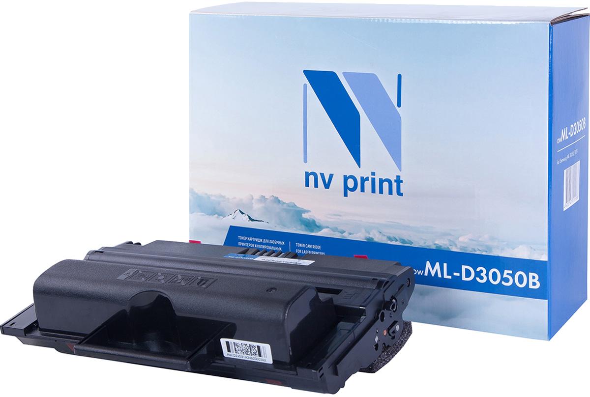 NV Print ML-D3050B, Black тонер-картридж для Samsung ML-3050/3051N/3051NDML-D3050BСовместимый лазерный картридж NV Print для печатающих устройств Samsung - это альтернатива приобретению оригинальных расходных материалов. При этом качество печати остается высоким. Картридж обеспечивает повышенную чёткость чёрного текста и плавность переходов оттенков серого цвета и полутонов, позволяет отображать мельчайшие детали изображения.Лазерные принтеры, копировальные аппараты и МФУ являются более выгодными в печати, чем струйные устройства, так как лазерных картриджей хватает на значительно большее количество отпечатков, чем обычных. Для печати в данном случае используются не чернила, а тонер.