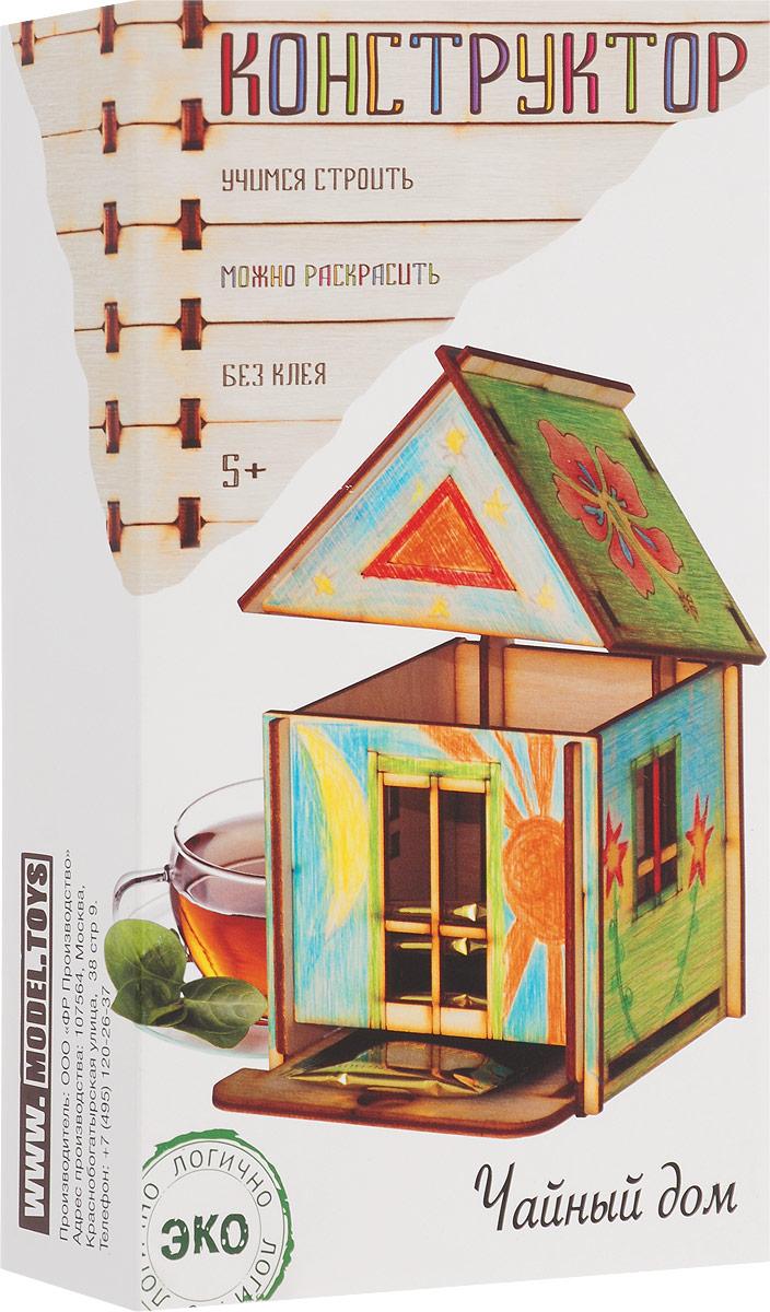 Model Toys Чайный дом