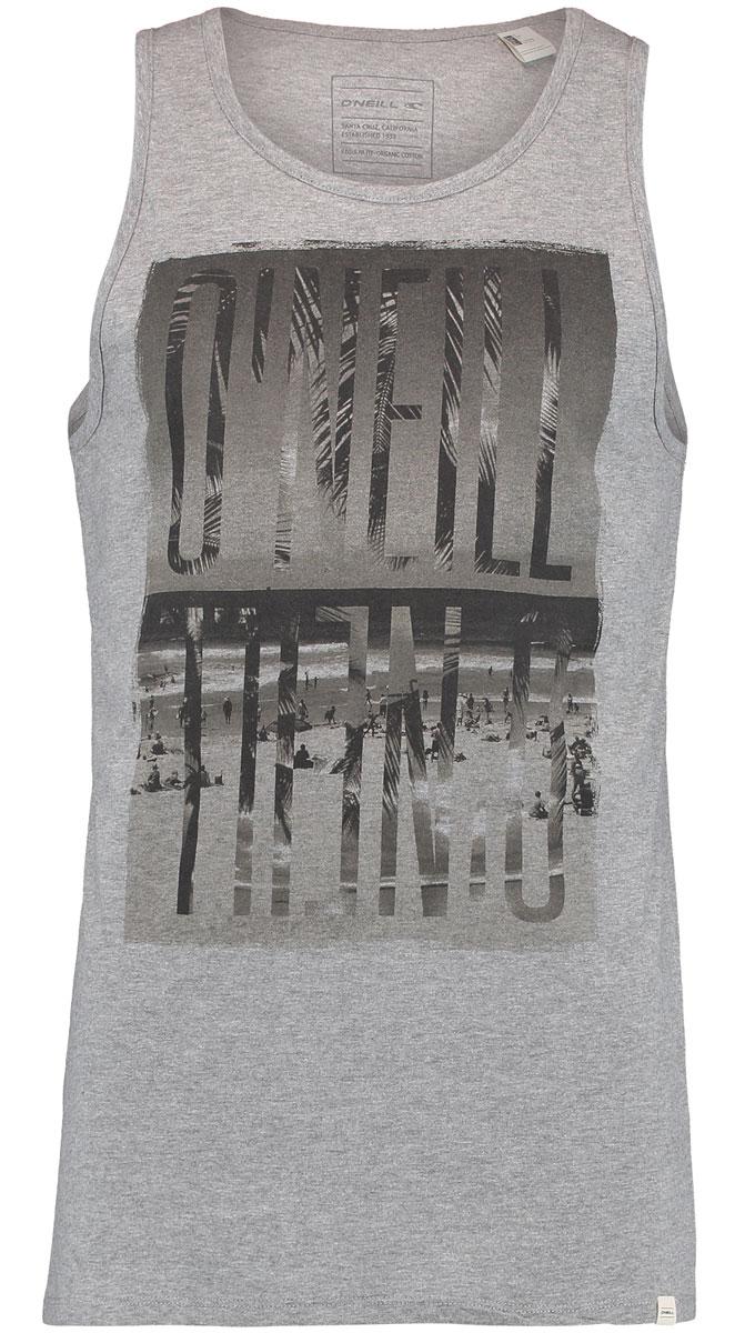 Майка мужская O'Neill Lm Reflect Tanktop, цвет: серый. 7A1903-8001. Размер XL (52/54) reflect mini bt