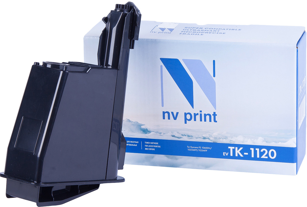 NV Print NV-TK1120, Black тонер-картридж для Kyocera FS-1060DN/1025MFP/1125MFP new original kyocera bush roller mc 1 set of 2 for fs 1040 1060 1020 1120 1025 1125