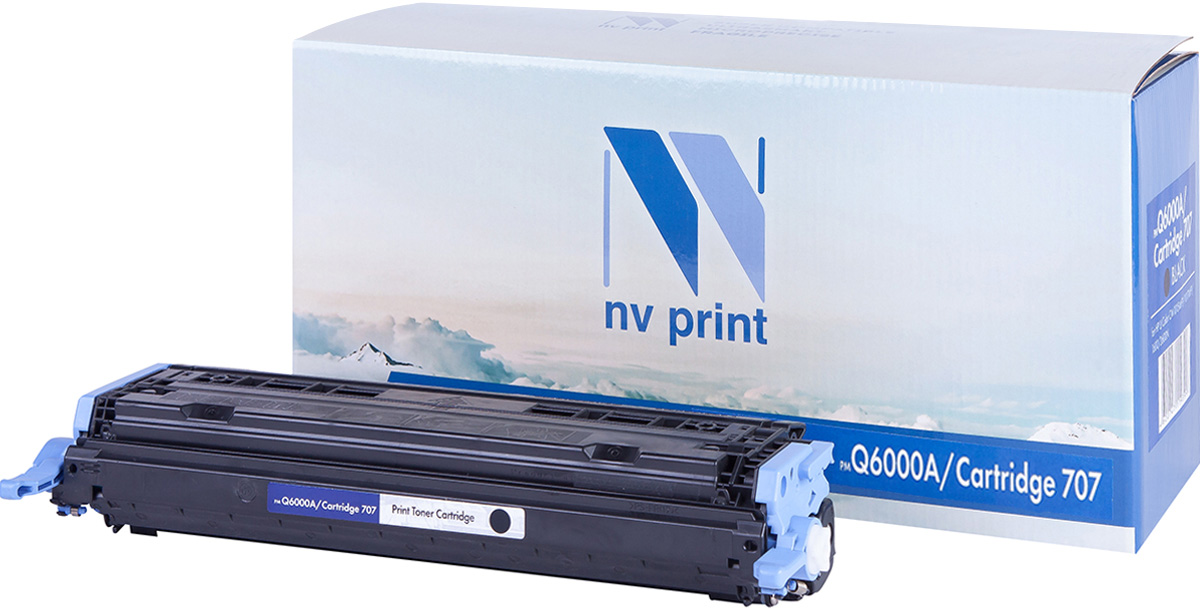 NV Print Q6000A/CAN707Bk, Black тонер-картридж для HP Color LaserJet CM1015MFP/CM1017MFP1600/2600N/2605/2605DN/DTN/Canon LBP 5000 cs 7553xu toner laserjet printer laser cartridge for hp q7553x q5949x q7553 q5949 q 7553x 7553 5949x 5949 53x 49x bk 7k pages