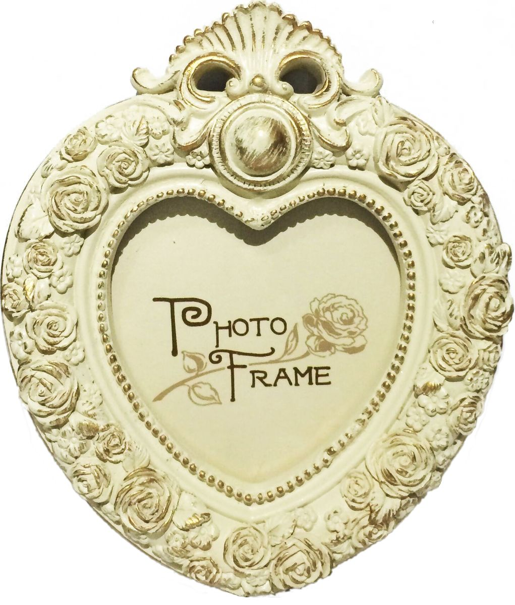 Фоторамка Magic Home Ажурное сердце, 11,5 х 2 х 13,7 см44361Стильная фоторамка Magic Home Ажурное сердце изготовлена из полирезины. Фоторамка украсит интерьер помещения оригинальным образом и позволит сохранить на память изображения дорогих вам людей и интересных событий вашей жизни. С такой фоторамкой вы сможете не просто внести в интерьер своего дома элемент необычности, но и создать атмосферу загадочности и изысканности.