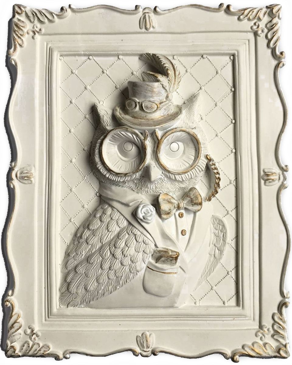 Украшение декоративное Magic Home Филин, 23 х 19 х 5 см. 44370 украшение декоративное homsu голова оленя 29 5 x 46 x 42 5 см