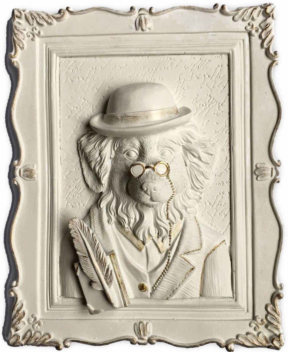 Украшение декоративное Magic Home Собака, 23 х 19 х 5 см. 44373 украшение книга сказок magic home украшение книга сказок