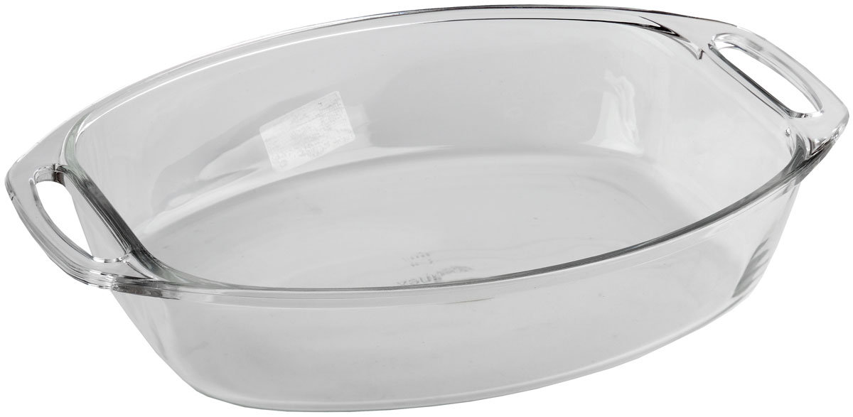 Форма для запекания Marinex, овальная. M666302-159052Форма для запекания Marinex изготовлена из жаропрочного стекла. Форма предназначена для приготовления горячих блюд. Изделие дополнено двумя ручками. Материал изделия гигиеничен, прост в уходе и обладает высокой степенью прочности. Форма идеально подходит для использования в духовках, микроволновых печах. Можно мыть в посудомоечной машине.